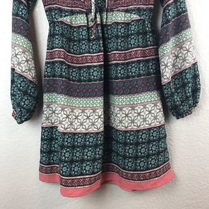 Abercrombie & Fitch Dresses - Abercrombie & Fitch Long Sleeve Peasant Dress